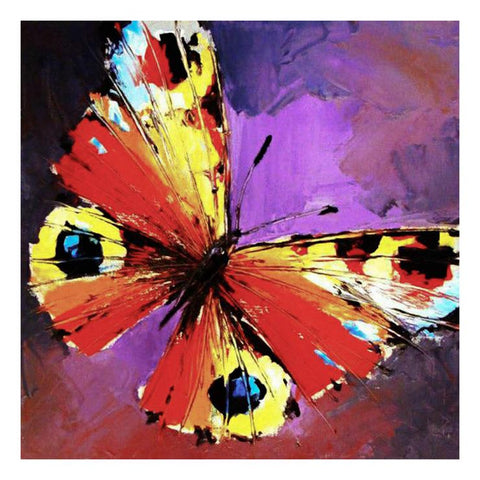 Butterfly 5D DIY Full Drill Round Drill Diamond Painting