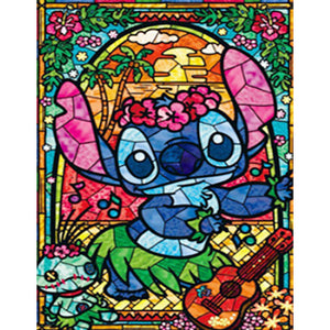 Stitch DIY Full Drill Square Drill Diamond Painting(40x50cm/15.7x19.7in)