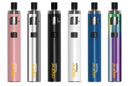 Aspire PockeX Pocket Vape Kit