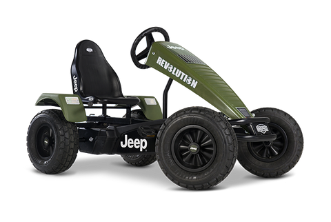 BERG BFR JEEP REVOLUTION