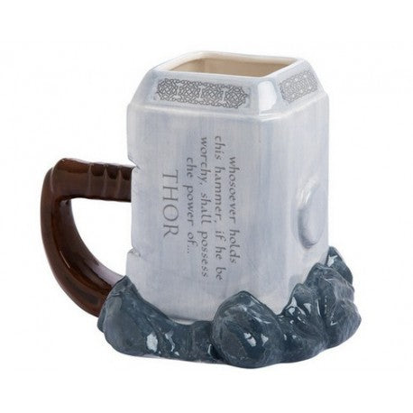 Taza Martillo de Thor (Marvel)
