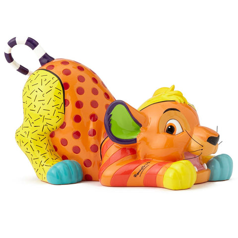Simba Medium Figurine - Britto