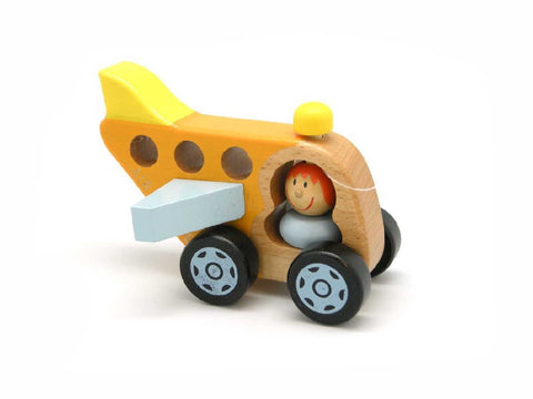 WOODEN AIR RESCUE