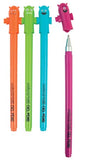 MONSTER GEL PENS SET OF 4