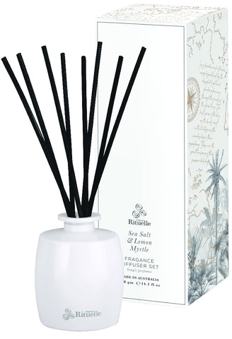 DIFFUSER - SEA SALT & LEMON MYRTLE