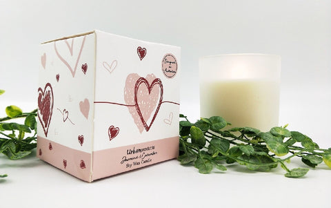 LOVE BOXED SOY CANDLE