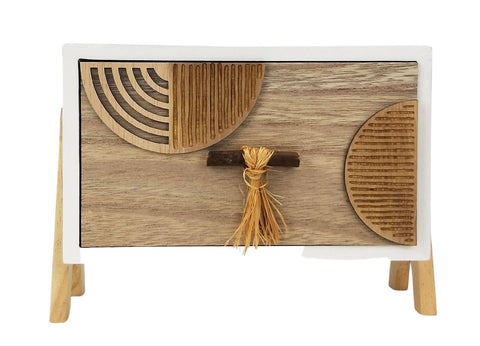 KIANA ABSTRACT DRAWER NATURAL