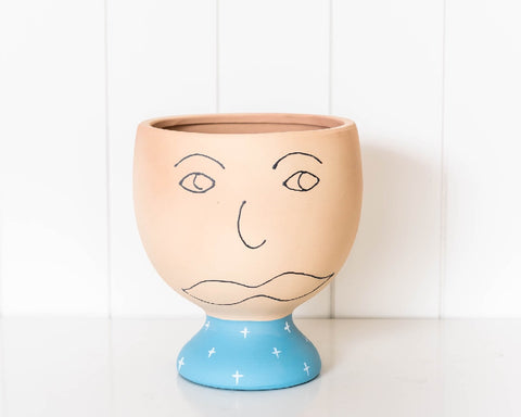 MAGRITTE PLANTER BOWL LARGE
