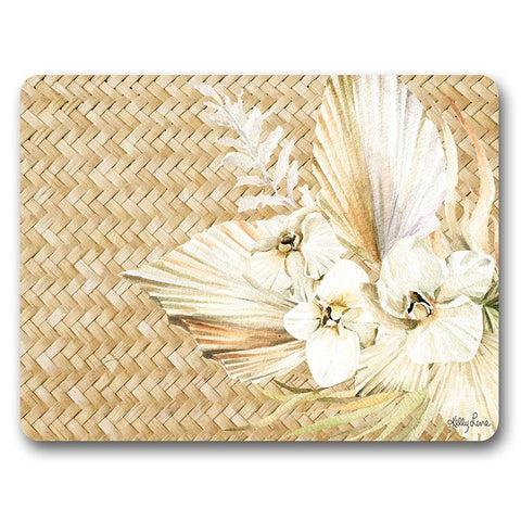 Set of 6 Placemats - Palomino