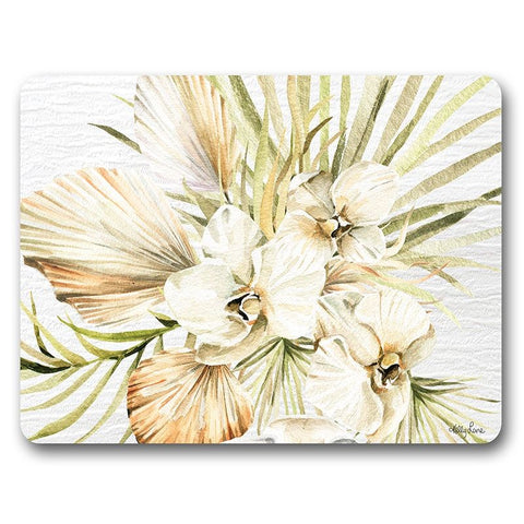 Set of 6 Placemats - Palomino Orchid