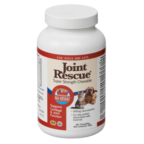 Joint Rescue Super Strength Chewable 60 ct or 90 ct
