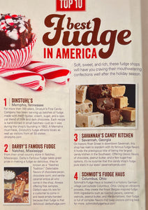Best Fudge In America