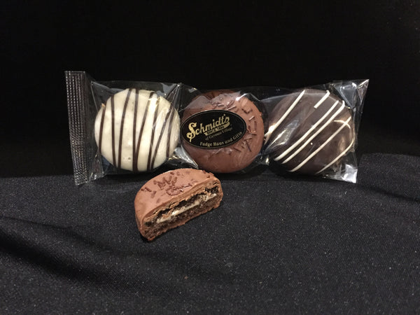 Chocolate Covered Oreo Trio