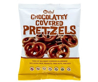 Chocolatey Covered Pretzels