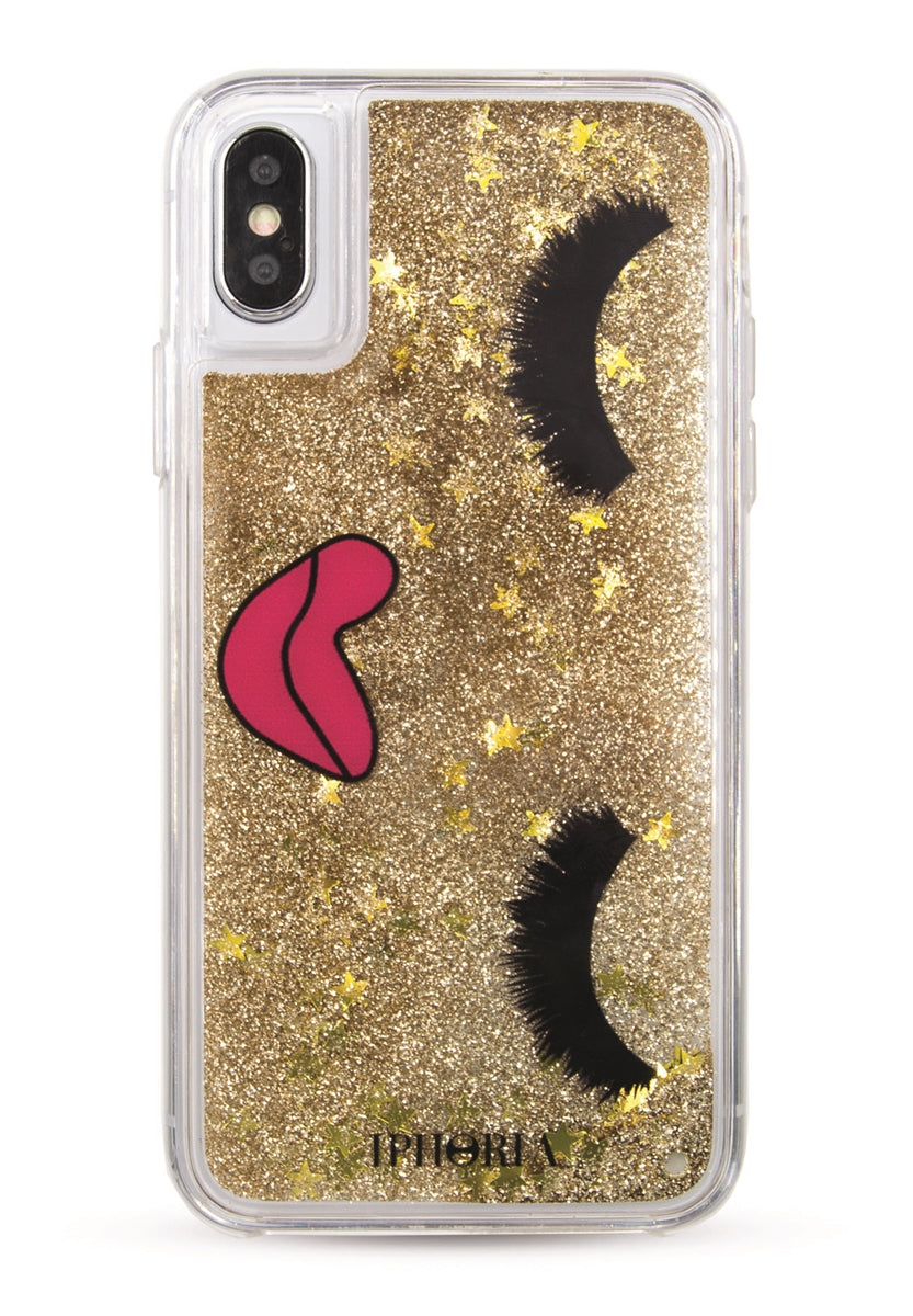 Iphoria Liquid Case Kiss Me For Iphone X - Main Image