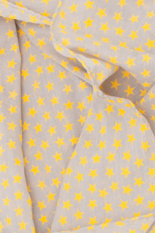 Becksondergaard Schal Summer Star Mirage Grey - Detail Image 1