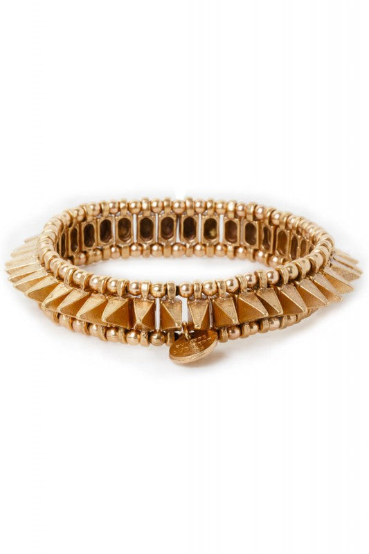 Philippe Audibert Armband Uma Gold