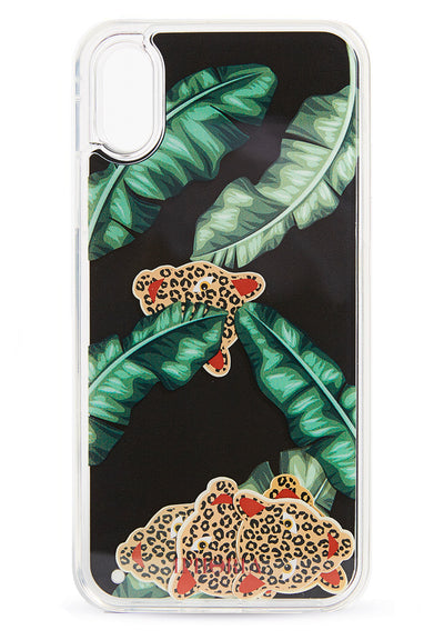 Iphoria Liquid Case Jungle Black For Iphone X - Main Image