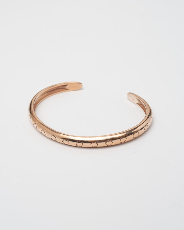 Alma Frieda Jewelry Bangle ID #1 Rosé vergoldet