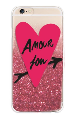 Iphoria Liquid Case Amour Fou Fur Apple Iphone 6 6S - Main Image