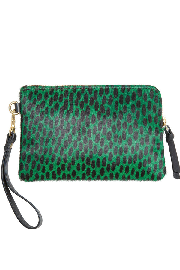 Becksondergaard Clutch Dover Darkest Green - Main Image