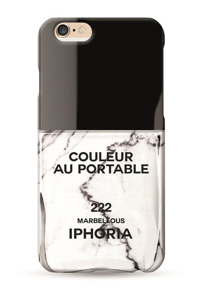 Iphoria Coloeur Au Portable Marbellous Fur Apple Iphone 7 - Main Image