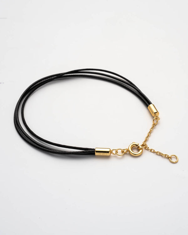 Lulu Copenhagen Armband Collector Black Detail