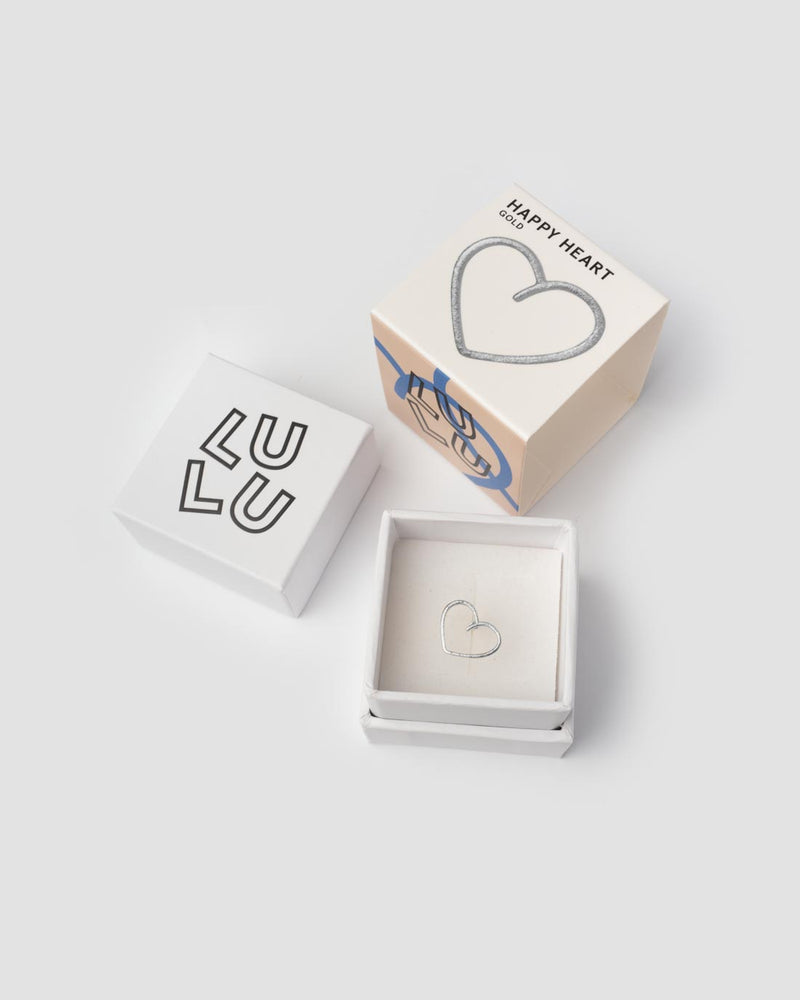 Lulu Copenhagen Ohrstecker Happy Heart