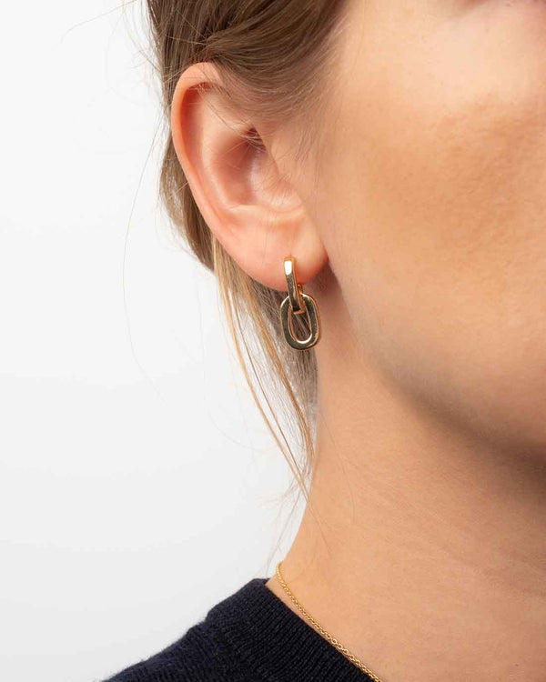 Luna Dansk Chain Earrings