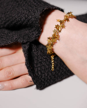 Malaika Raiss Armband Stars Allover - Detail Image 1
