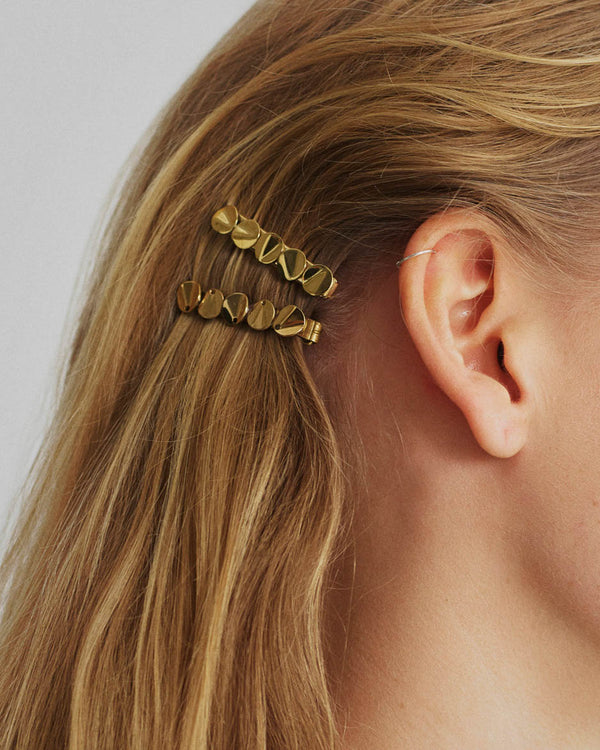 Malaika Raiss Hairclip Set Wishplate - Detail Image 1