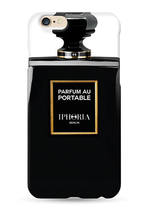 Iphoria Parfum Au Portable Blacker Than Black Fur Apple Iphone 6 Plus - Main Image