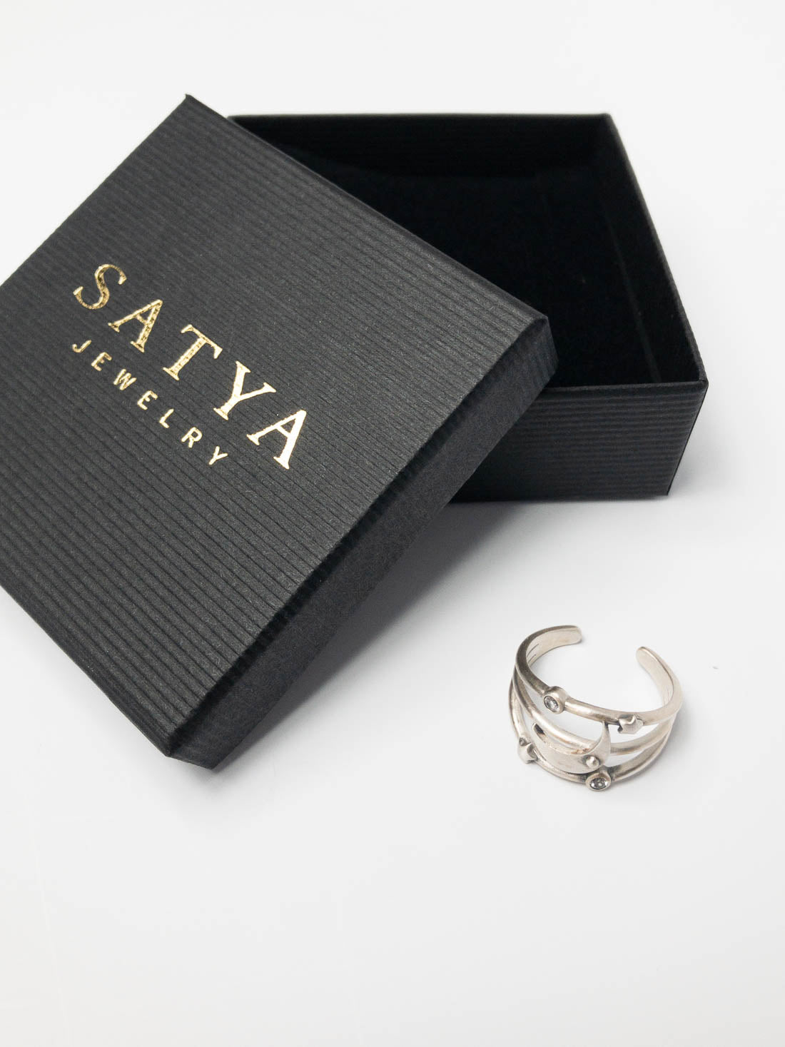 Satya Ring Heavenly Compass - Detail Image 1
