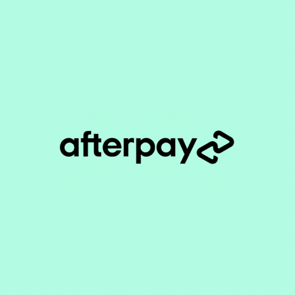 Shop Now Pay Later with Afterpay!