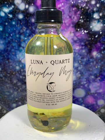 Everyday Magic Hydrating Body Oil by Luna + Quartz