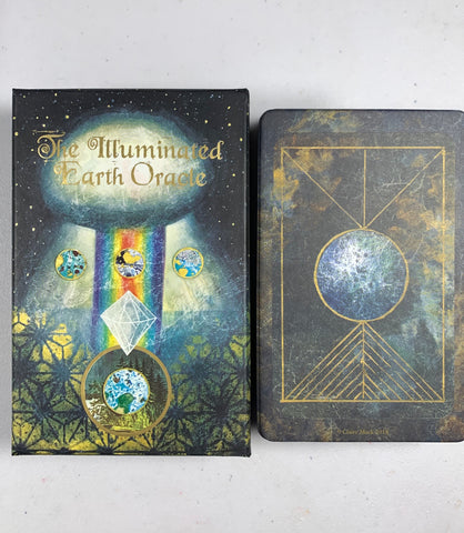 The Illuminated Earth Oracle / Oracle Card Deck