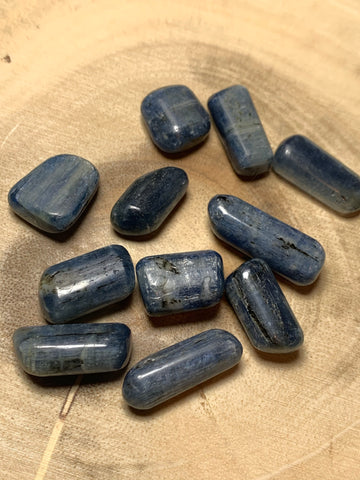 A+ Grade Blue Kyanite***High Quality(Tumbled)