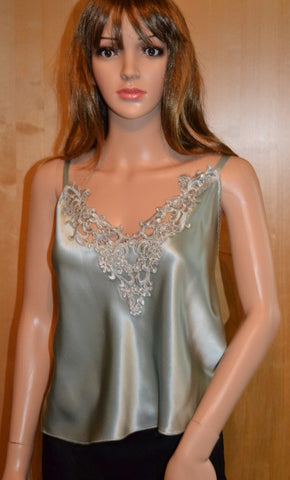 Extra Large Ocean Pearl Camisole