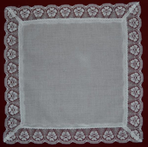 Rose design Handkerchief