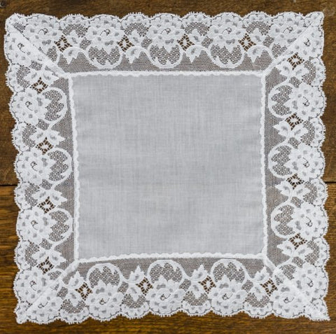 Flowers Galore Handkerchief - HF216