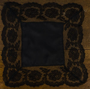 Dark Secret Handkerchief