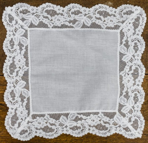 Flower of Academia Handkerchief - HF333