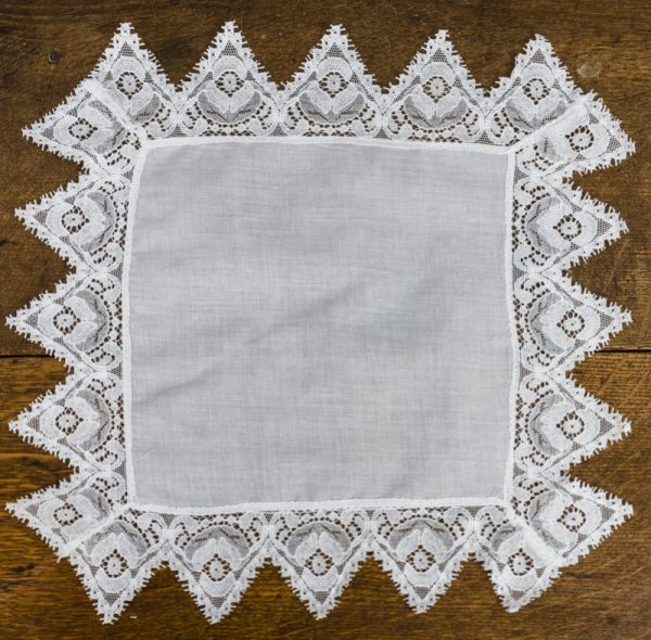 Royal Court Handkerchief