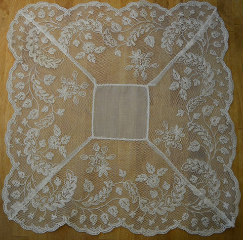 The Lace Lovers Handkerchief