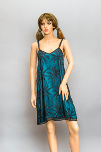Silk Evening Dress