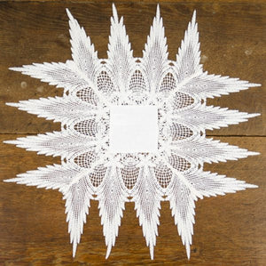 Angel Wing Table Centre