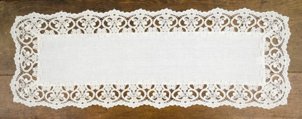 Royal Crown Table Runner