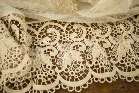 Nottingham Lace Panel