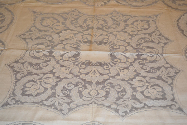 Cotton Lace Table cloth