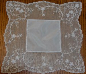 English Heritage Handkerchief - HF124